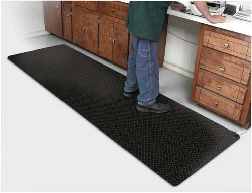 anti static mat flooring