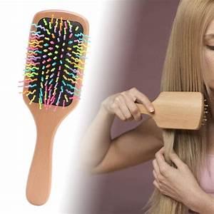 anti static hair brush